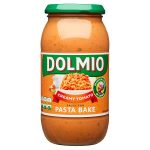 dolmio pasta tomato & cheese 500g