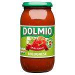 dolmio bolognese extra spicy chilli 500g