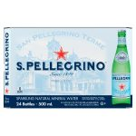 san pellegrino sparkling water glass 50cl
