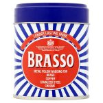 brasso metal polish wadding 75g