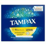tampax regular blue box 20s