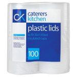 ck 10oz plastic lids 100s 10oz