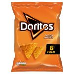 doritos tangy cheese [6 pack] 6 pack