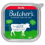 butchers choice alutray beef & vegtable 60p 150g