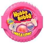 hubba bubba bubble gum fancy fruit tape 180cm