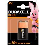 duracell plus 9v battery 1s