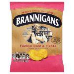 brannigans ham & pickle 40g