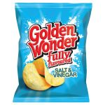 golden wonder salt & vinegar 32.5g
