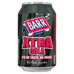 barrs xtra cola 45p 330ml