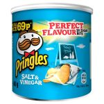 pringles salt & vinegar 69p 40g