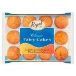 regal plain fairy cakes pack