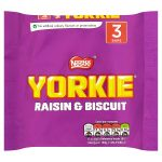 nestle yorkie raisin & biscuit [3pack] 3pk
