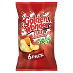 golden wonder tomato ketchup [6 pack] 25g